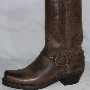 FRYE Harness 12R Women's boots 9.5